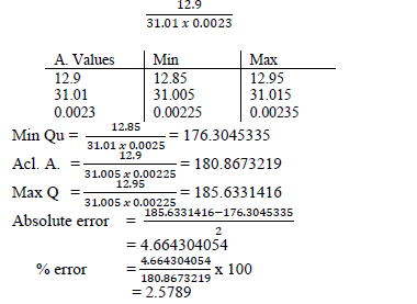 Given That X 3101 Y 129 And W 00023 Calculate The