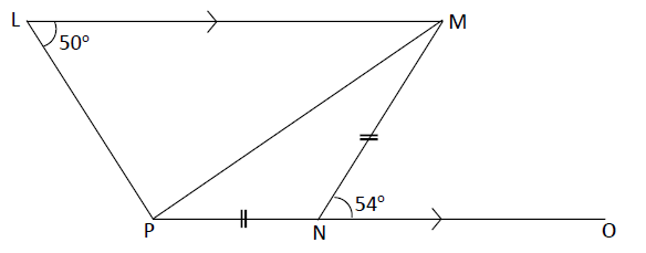 A is a reflex angle and tan A =7/24 Determine the value of